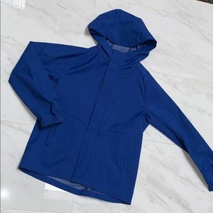 Kids rain jacket sz 10-12